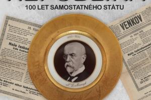 První republika - 100 let samostatného státu