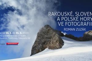 Rakouské, slovenské a polské hory ve fotografii
