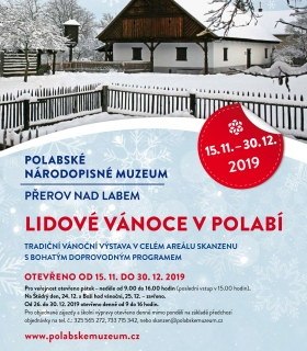 Skanzen uzavřen do 14.11.2019