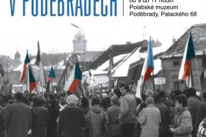 Listopad 1989 na Poděbradsku