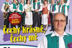 Koncert kapely Krajanka Václava Hlaváčka