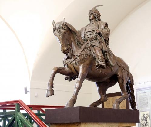 Památník krále Jiřího z Poděbrad - 1