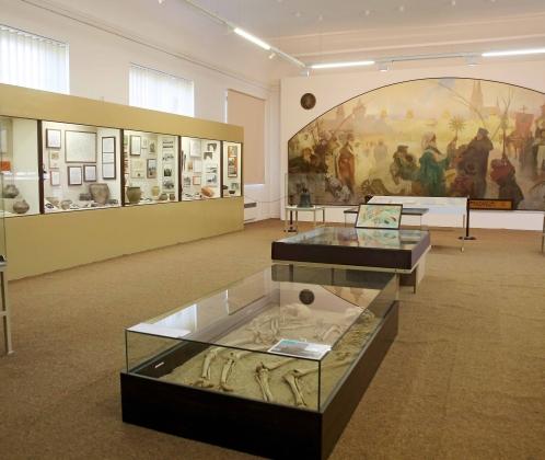 Vlastivědné muzeum Nymburk - 1