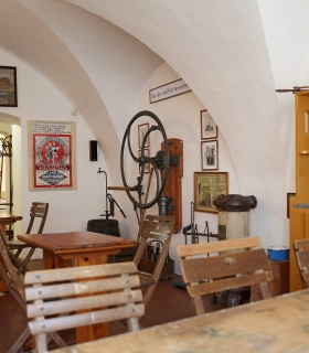 Plánovaná rekontrukce Vlastivědného muzea v Nymburce, otevřeno pouze do 30.6.2019