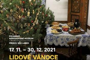 Lidové Vánoce v Polabí
